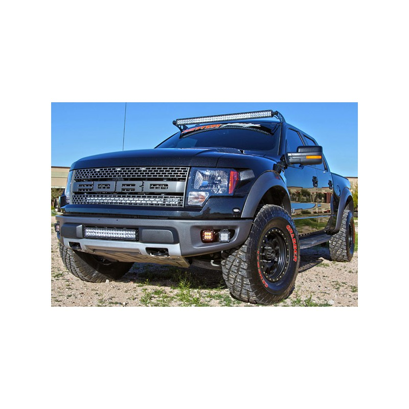 kit support rampe led ford raptor promeca 31. Black Bedroom Furniture Sets. Home Design Ideas