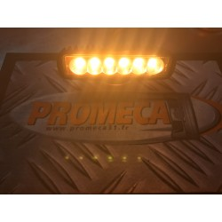 PHARE TP-PRO 18W 4 COULEURS