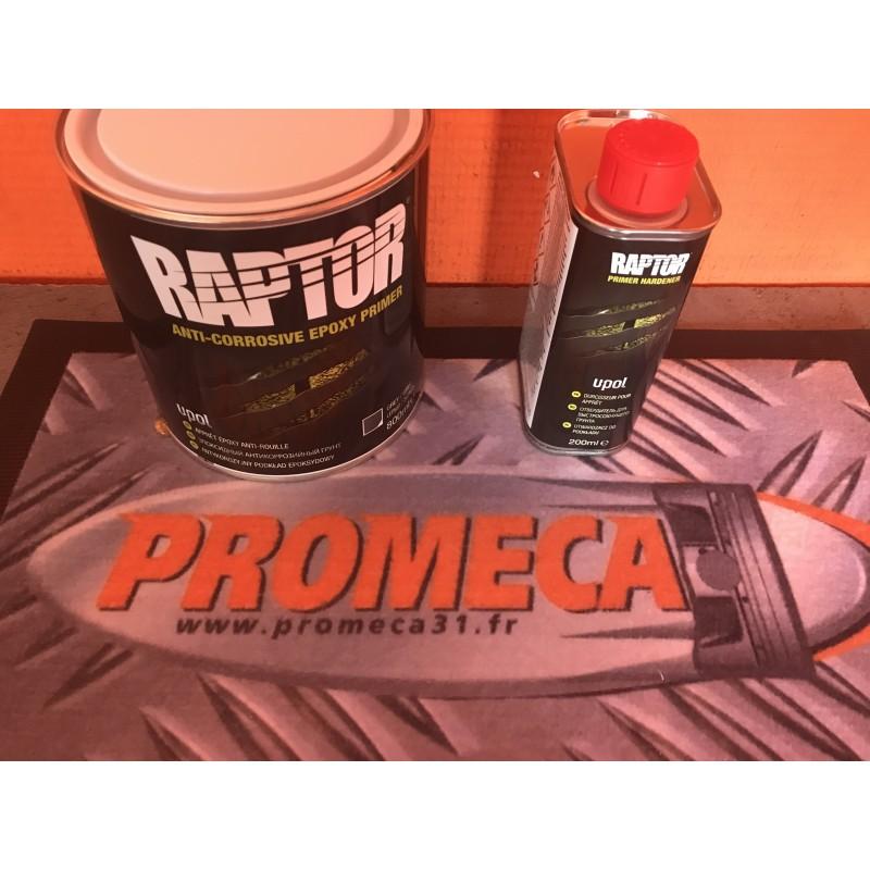 appret epoxy gris en 1 litre pour raptor promeca 31. Black Bedroom Furniture Sets. Home Design Ideas