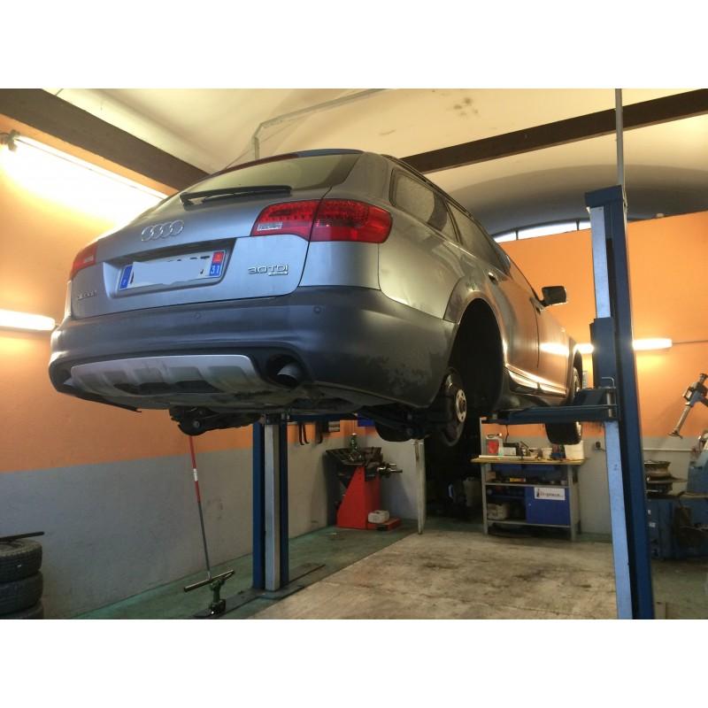 Boudin Arriere Audi 4f A6 Rs6 Ou Allroad 06 11 Promeca 31