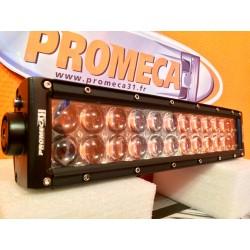 WRC-PRO 120W LED OSRAM FIX LATERALE