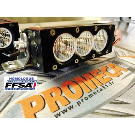RAMPE LED WRC-PRO 120W