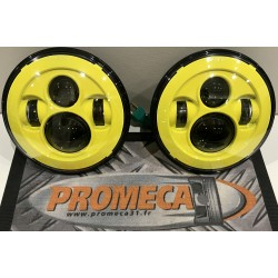 """PHARE LED ECLAIRAGE COMBINEE JEEPER 7"""""""