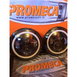 """PHARE ROND 7"""" 75W"""