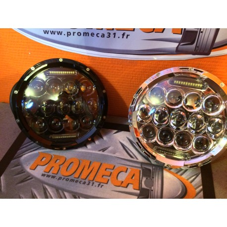 PHARE ROND 7'' 75W