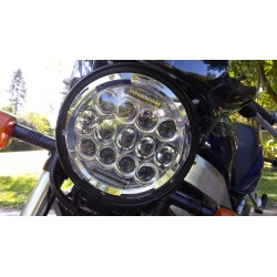 PHARE A LED 7'' ULTRA 75W