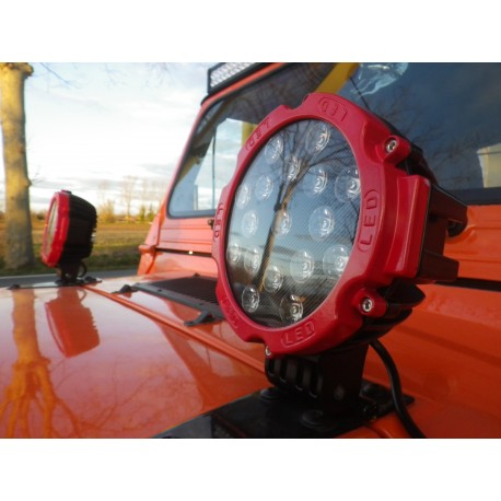 SPOT LED G-LED 51 W 3X17 HD LED