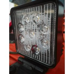 SPOT LED G-LED 27 W 3X9 CARRE